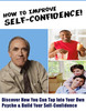 Improve your Self-Confidence