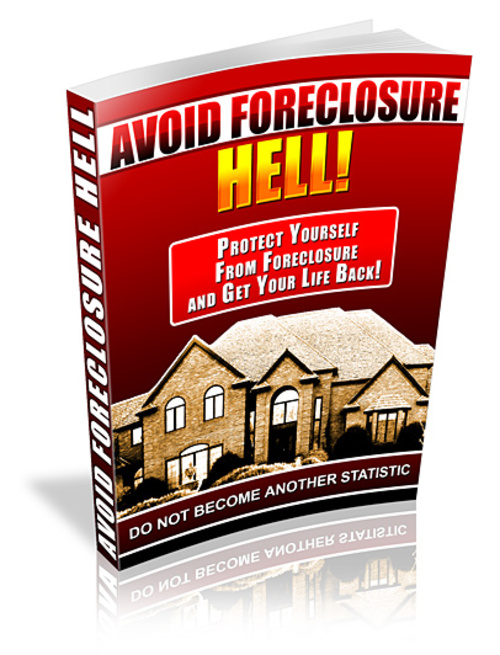 Product picture Avoid Foreclosure Hell